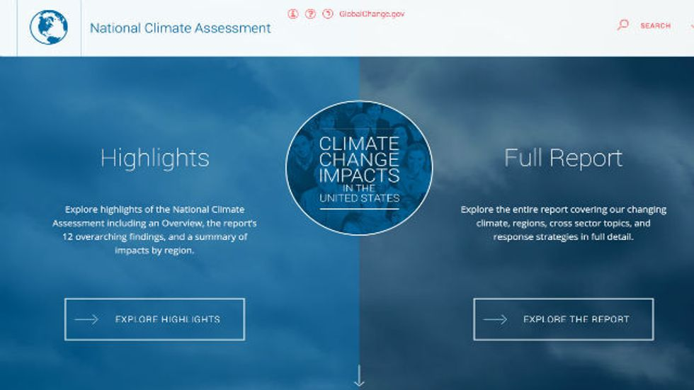 The National Climate Assessment. What It Will, and Won't, Accomplish