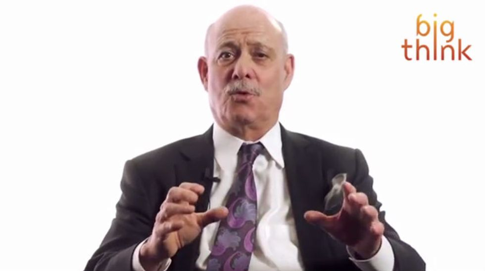 Jeremy Rifkin on the Energy Internet