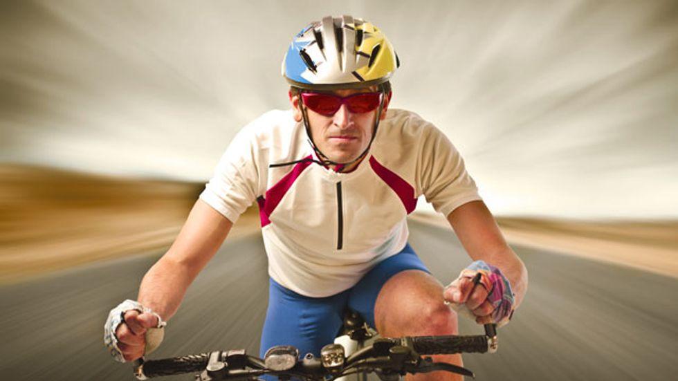 The Bike Helmet Paradox