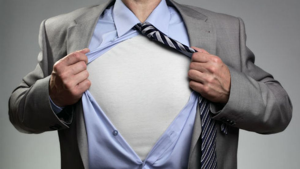 Overconfidence Can Give You A Competitive Edge at Work