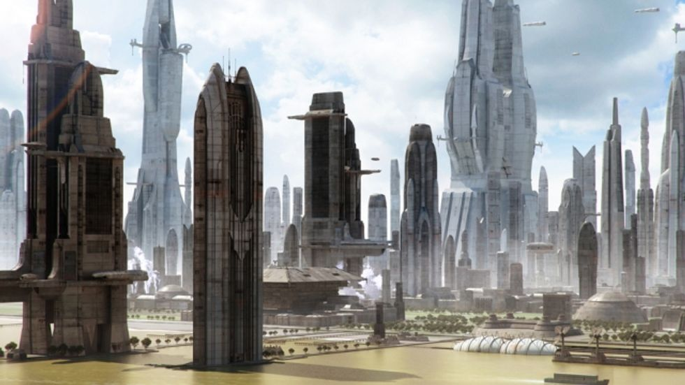 Utopia with Chinese Characteristics