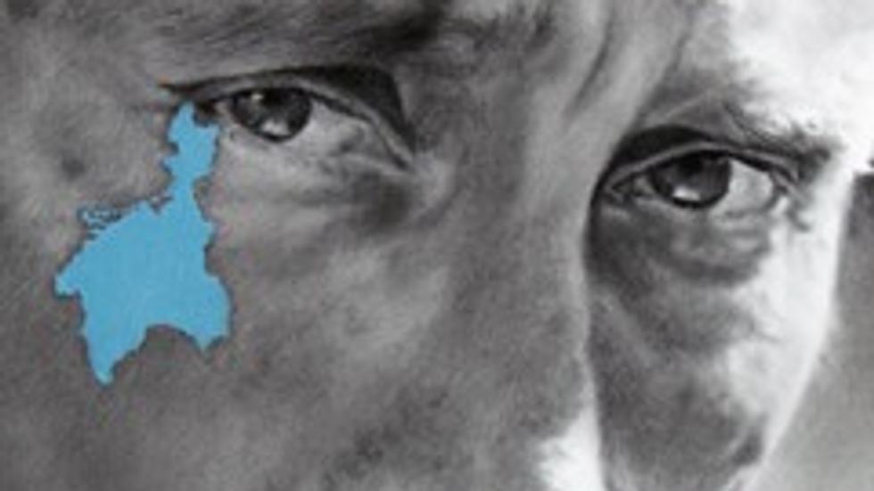 662 – Crimea River: Painting Putin Pouting