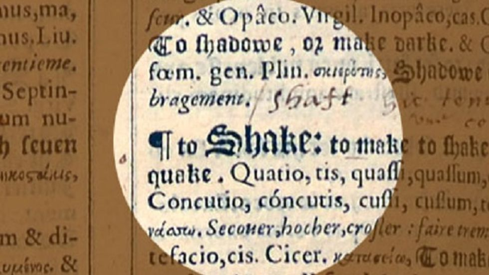 """Is This the """"Missing Link"""" of Shakespeare Studies?"""