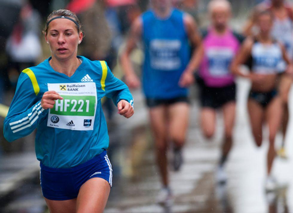 Balancing Work and Training for a Marathon