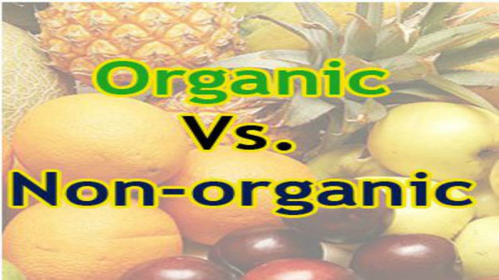 What the new study on organic food tells us...about the difficulty of making informed judgments about risk.