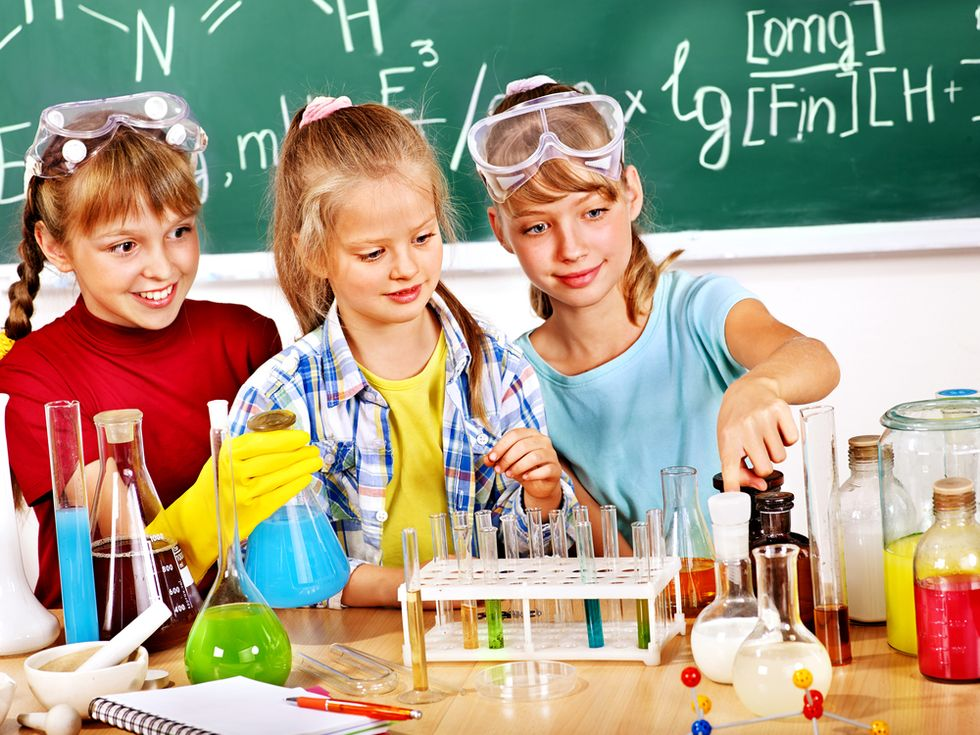 In America, a Major Effort to Inspire Children to Pursue STEM Careers