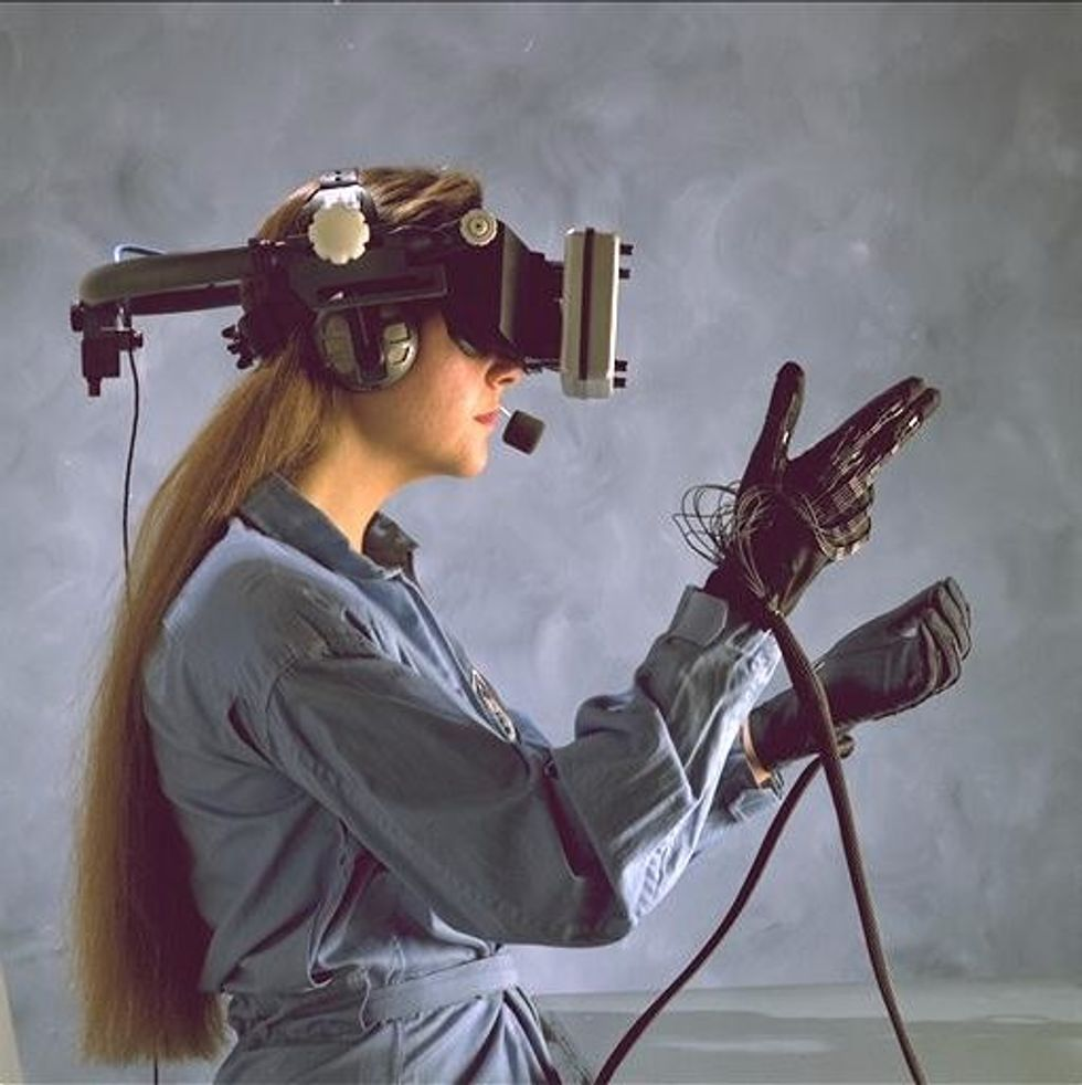 Virtual Reality Is Our Savior: A Vision Of The Future Of Education