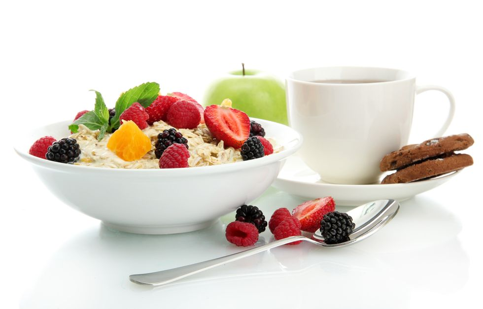 Breakfast No Longer the Most Important Meal of the Day