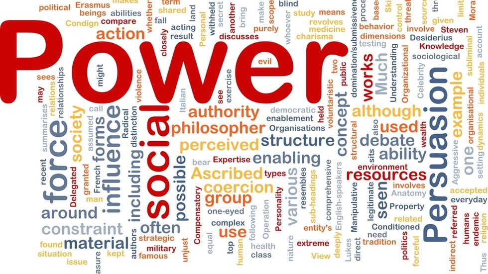 The Vulnerability of Power