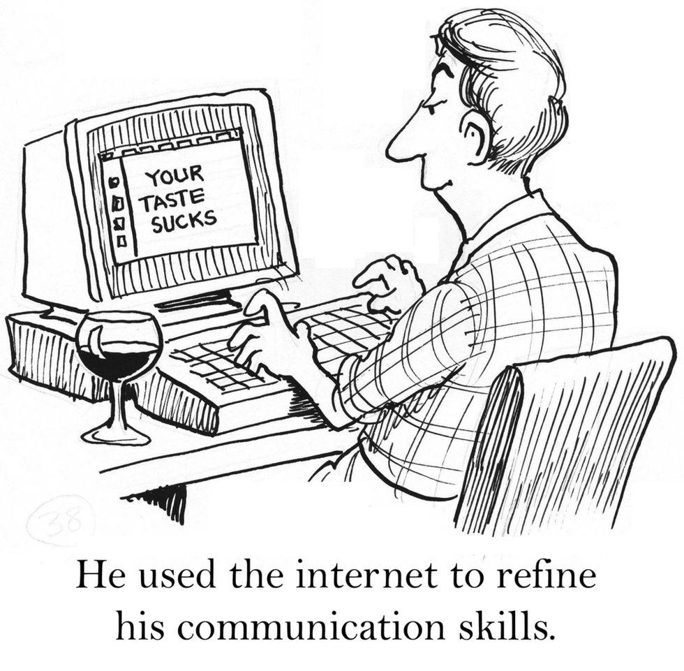 Study: Offline, Internet Trolls Are Machiavellian, Sadists, and Psychopaths