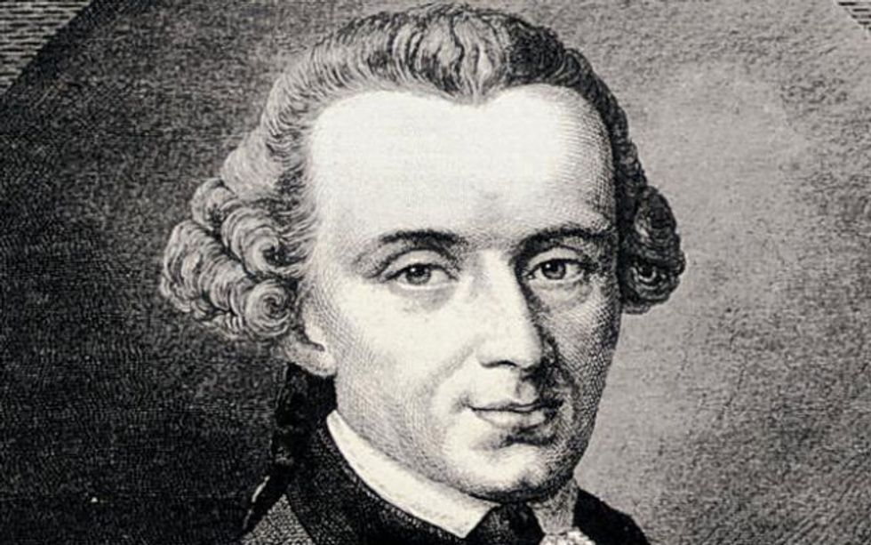 Kant's Foolproof Recipe for Happiness