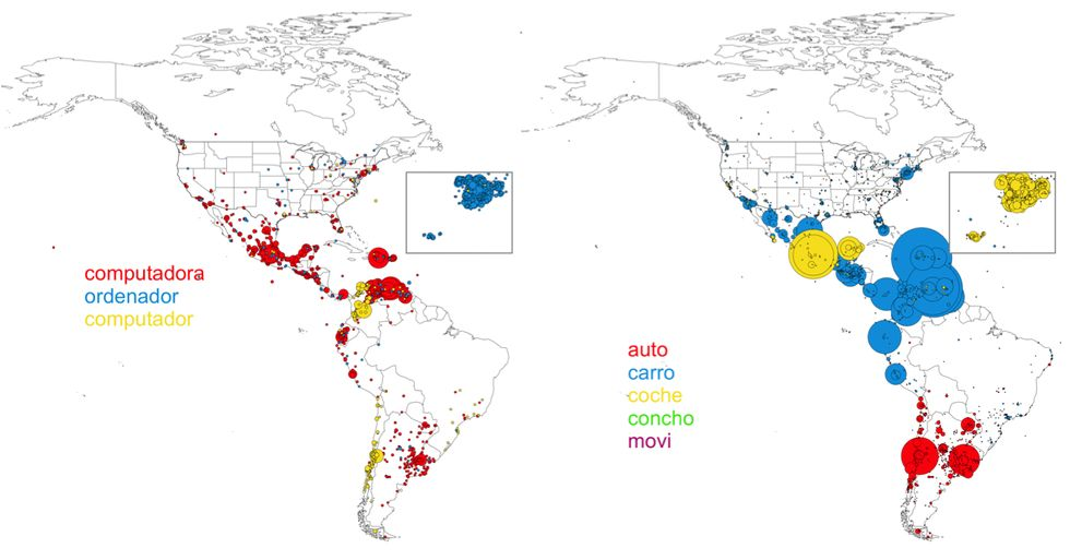 Study: Cities Speak A Different Language Than Their Small-Town Neighbors