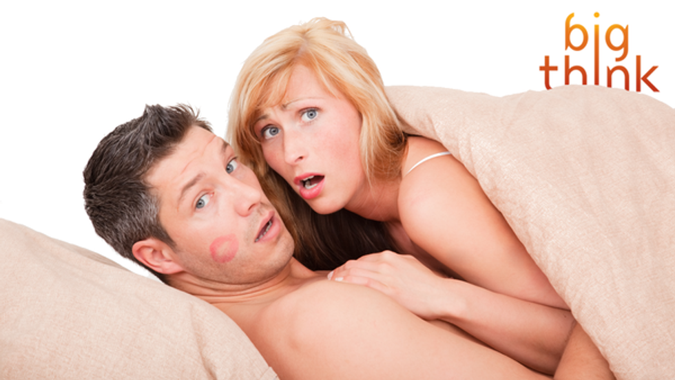 Why Men Cheat, with Rabbi Shmuley Boteach