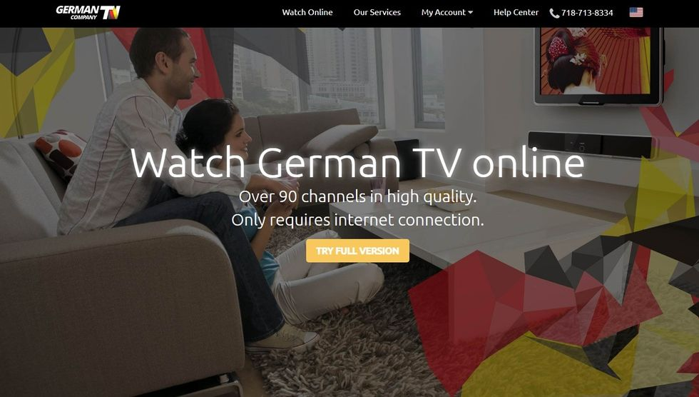 What Should You Know about German TV Company