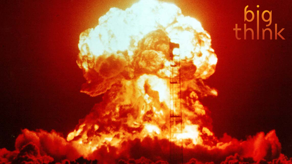 Domestic Nukes: An Unprecedented Disaster Waiting to Happen, with Eric Schlosser