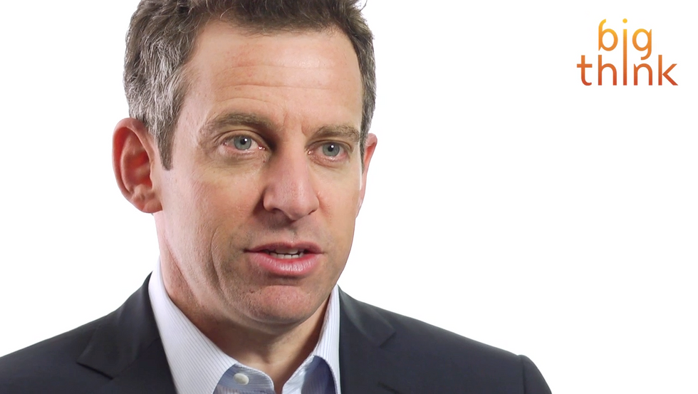 Sam Harris: Can Psychedelics Help You Expand Your Mind?