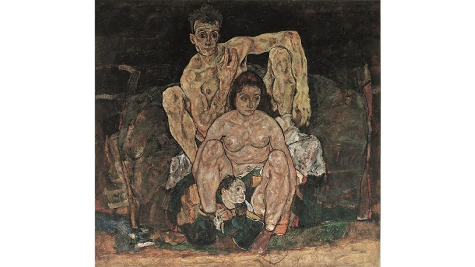 How Prison Changed Egon Schiele's Portraits for Better or Worse