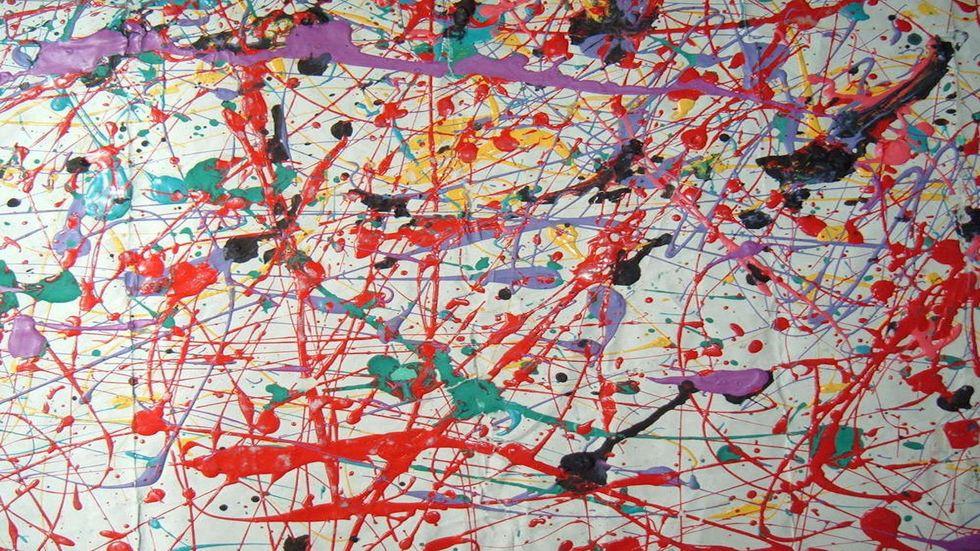 Jackson Pollock's Art Teaches Physicists About Fluid Dynamics