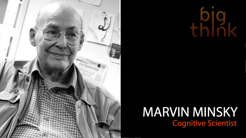Marvin Minsky: Machines Will Become Clever Enough to Conceal Their Faults From Us