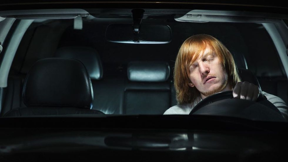 Holiday Drivers Beware: Driving Tired Causes Most Accidents