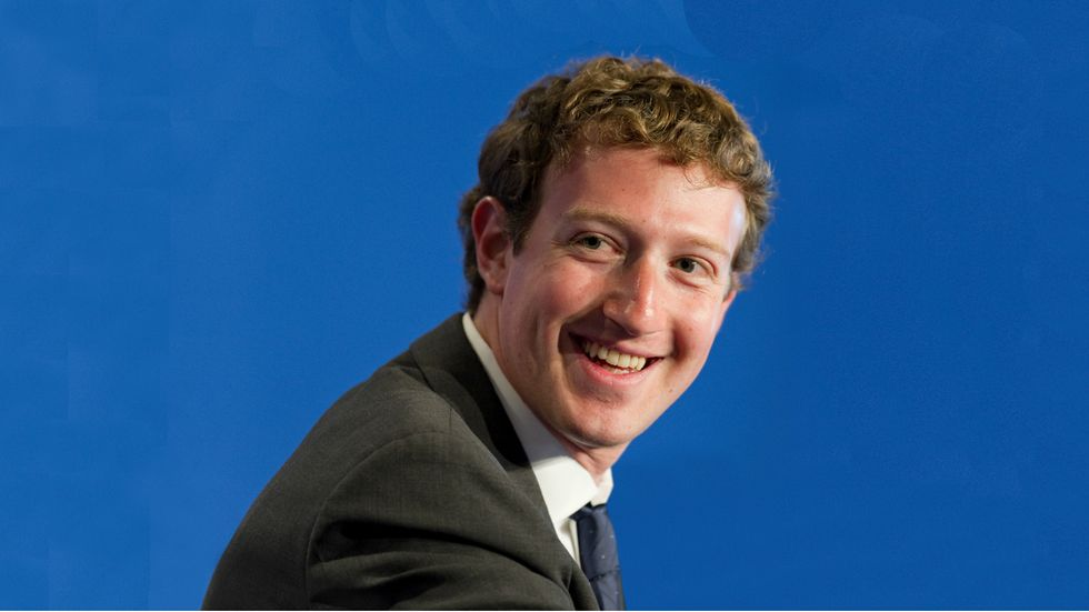 "Mark Zuckerberg: A ""Dislike"" Button Would Not Be Socially Valuable"