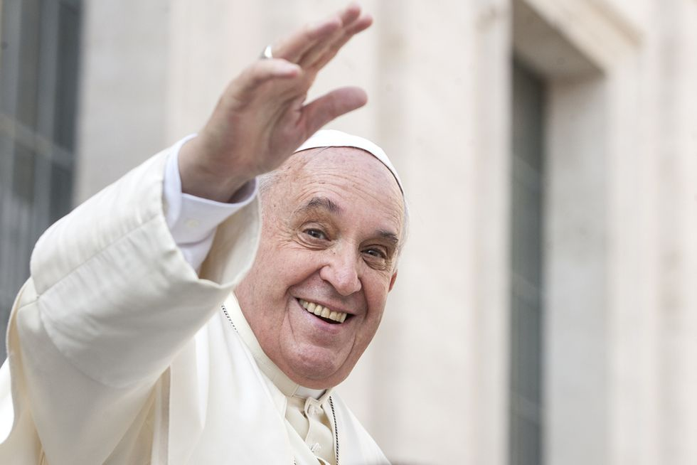 What Managers Can Learn from Pope Francis' Christmas Missive