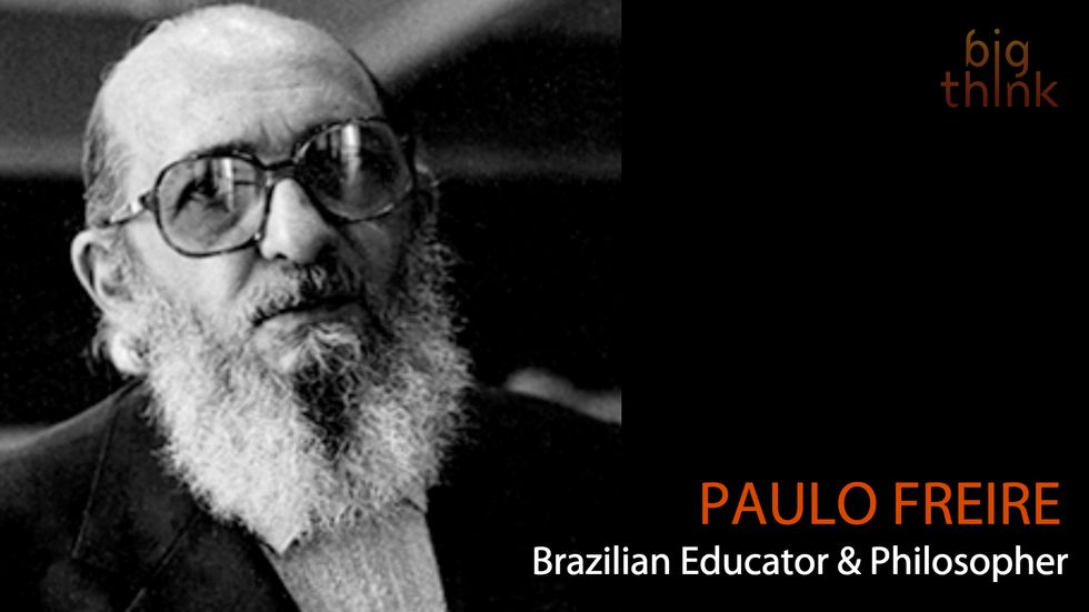 Paulo Freire and the Impossibility of Neutrality