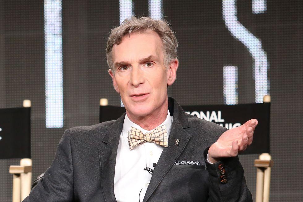 Bill Nye: Race is a Human Construct