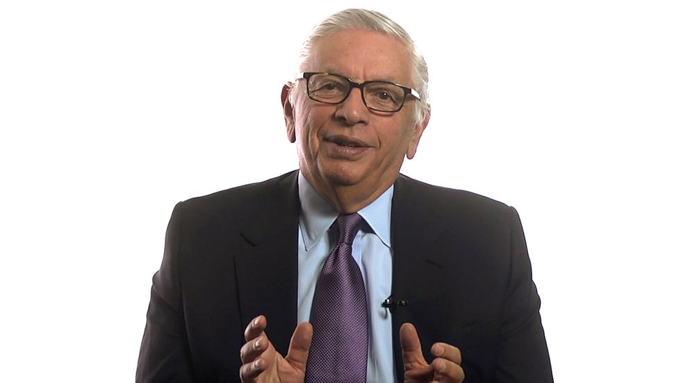 Big Data's Indelible Effect on the NBA, with David Stern