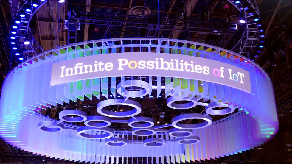 CES 2015: The Internet of Things is Here, and It May Even Be Useful