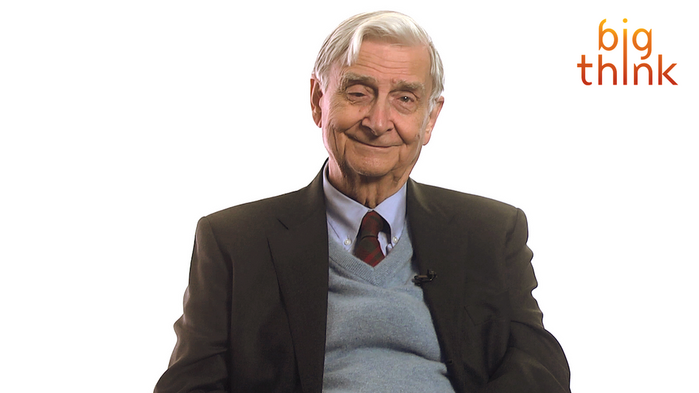 E.O. Wilson: There's So Much More to Nature Than What Humans Know