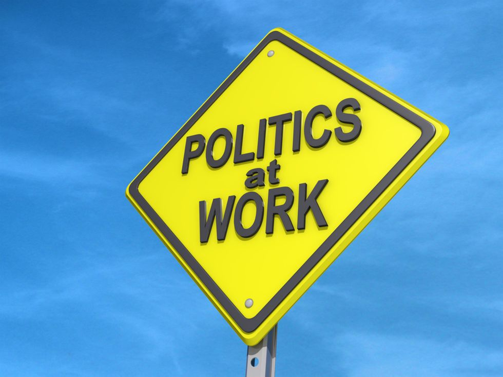 Can You Manage At Work Without Politics?