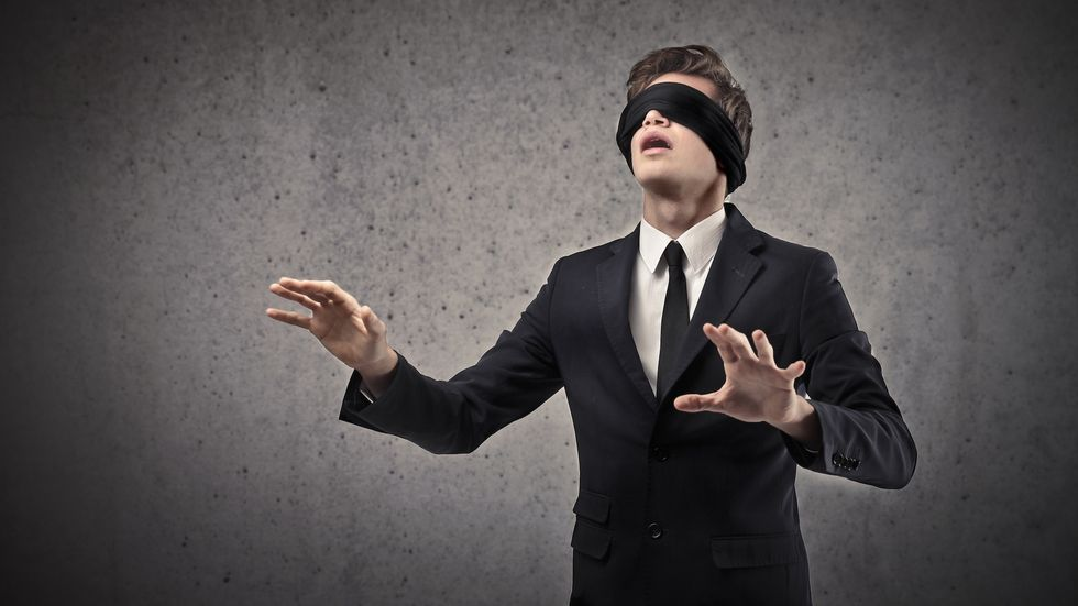 Blindfolding Doesn't Help People Understand What It's Like to be Blind