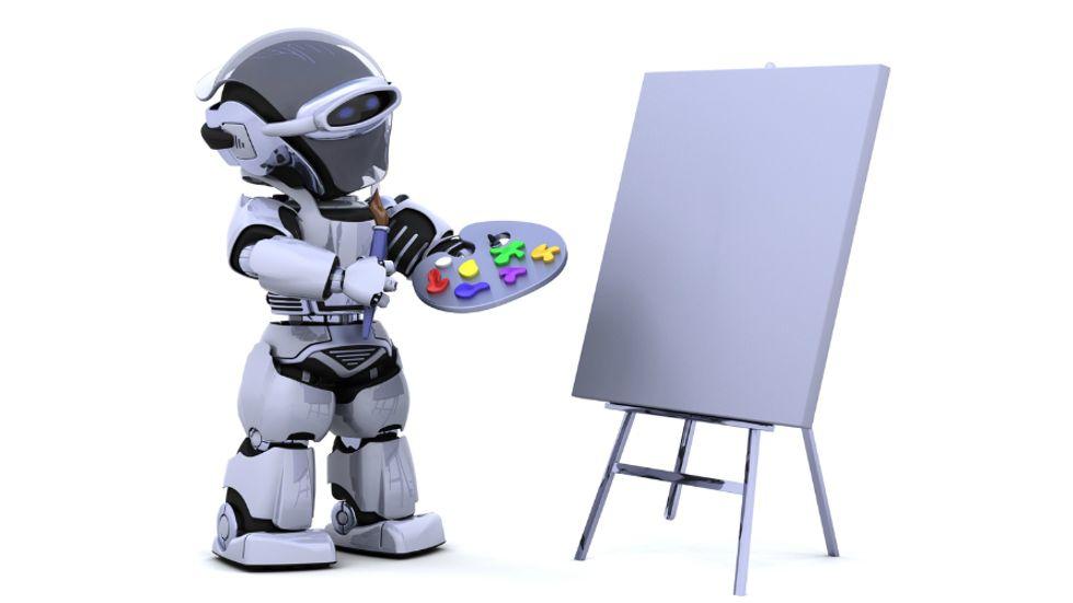 Robot Art Critic Deciphers Abstract Art