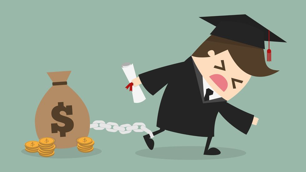 Study Links Student Loans to Stress, Depression