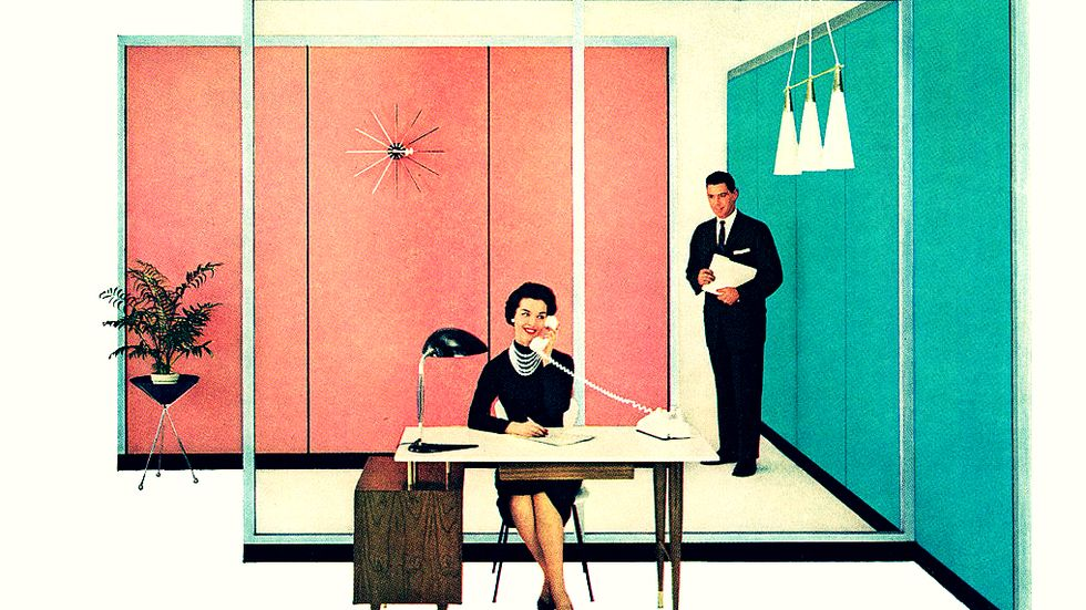 A Look Back and Forward for Working Women