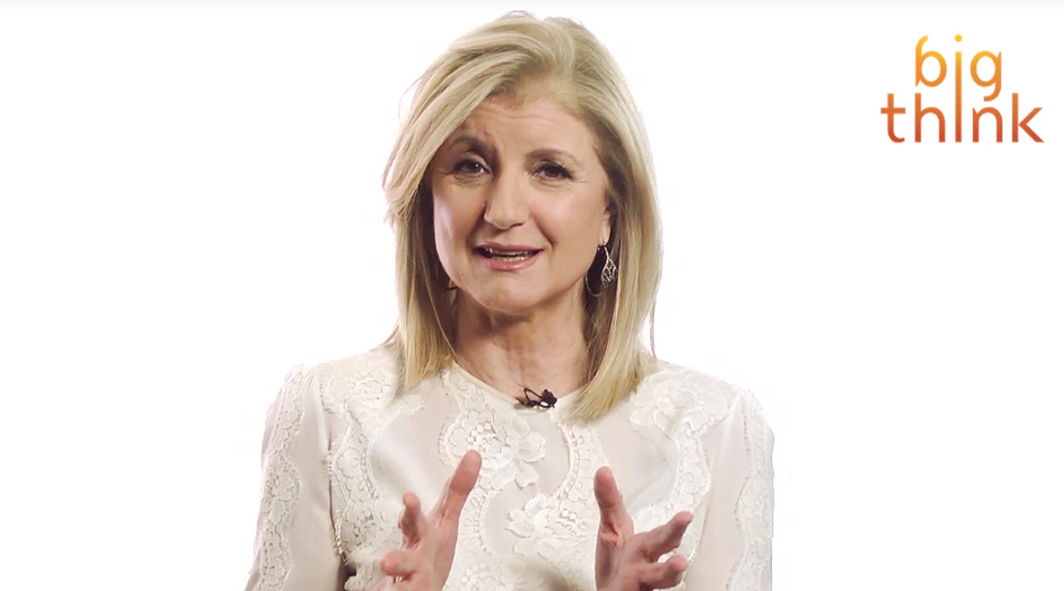 Learning How to Thrive: Redefining Success, with Arianna Huffington