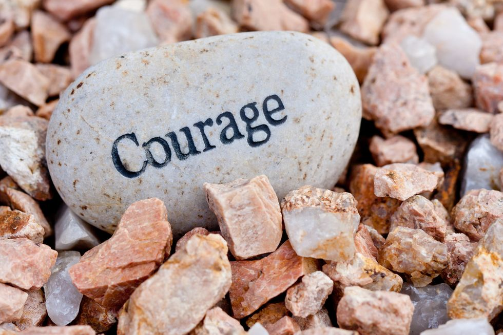 How To Be Smart While Showing Courage at Work