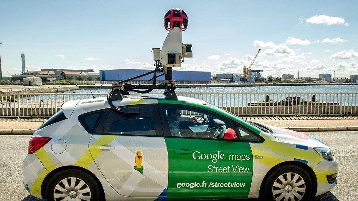 Google Street View to Expand Mapping of Air Pollution
