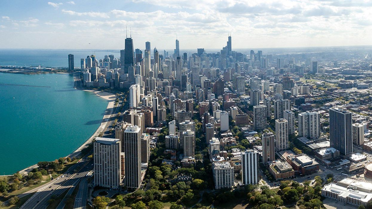 Chicago Tops List of Greenest Office Markets