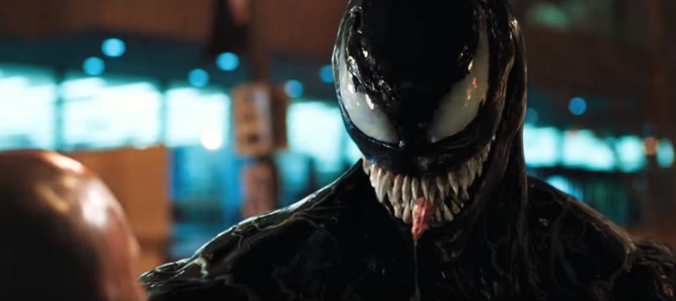 "Clip from the trailer for ""Venom"""