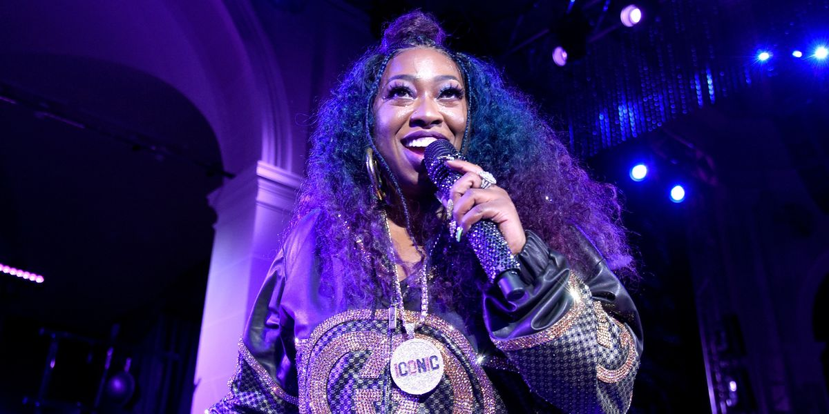 Missy Elliott On Meeting Her 'Funky White Sister'