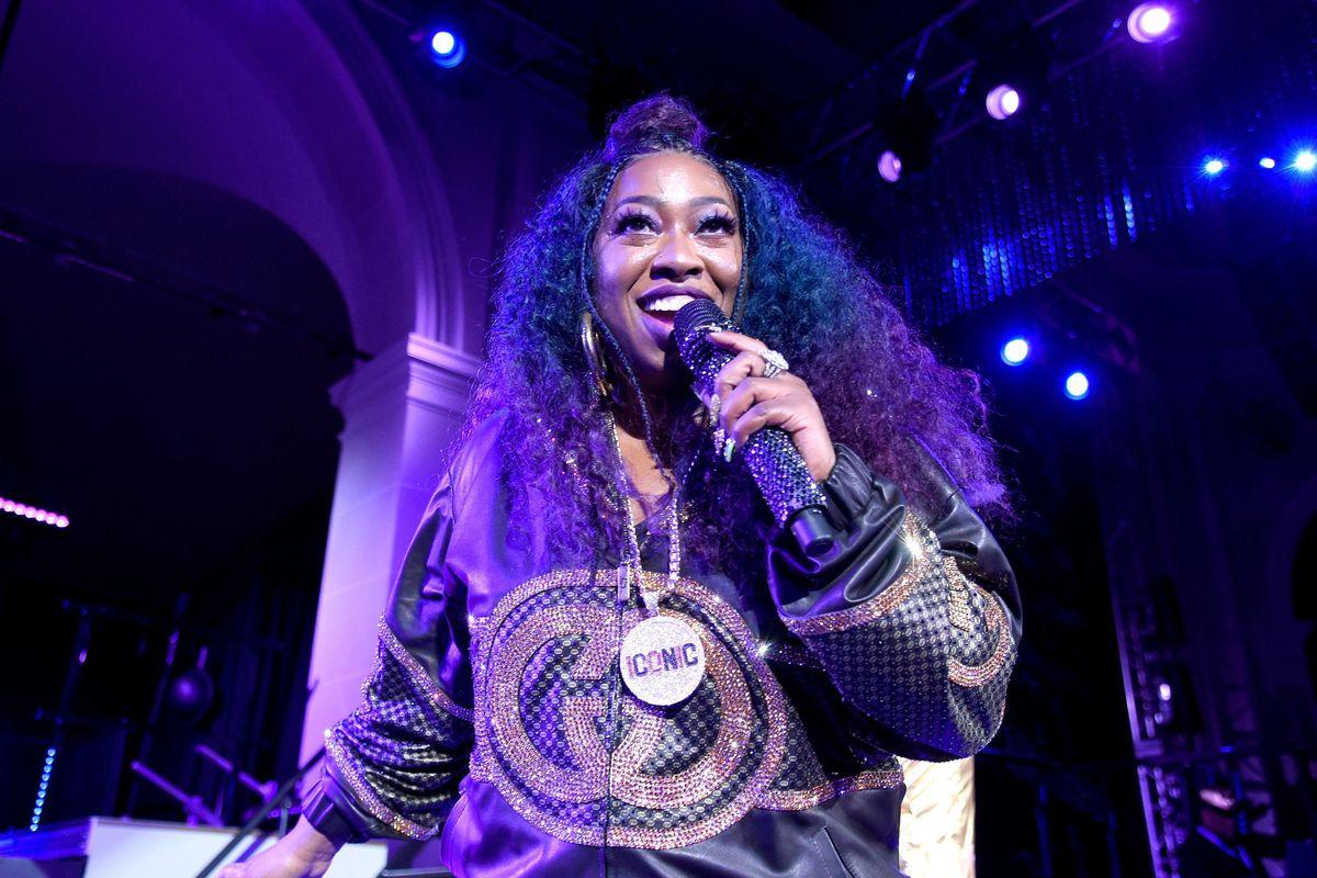 Missy Elliott On Meeting Her 'Funky White Sister'
