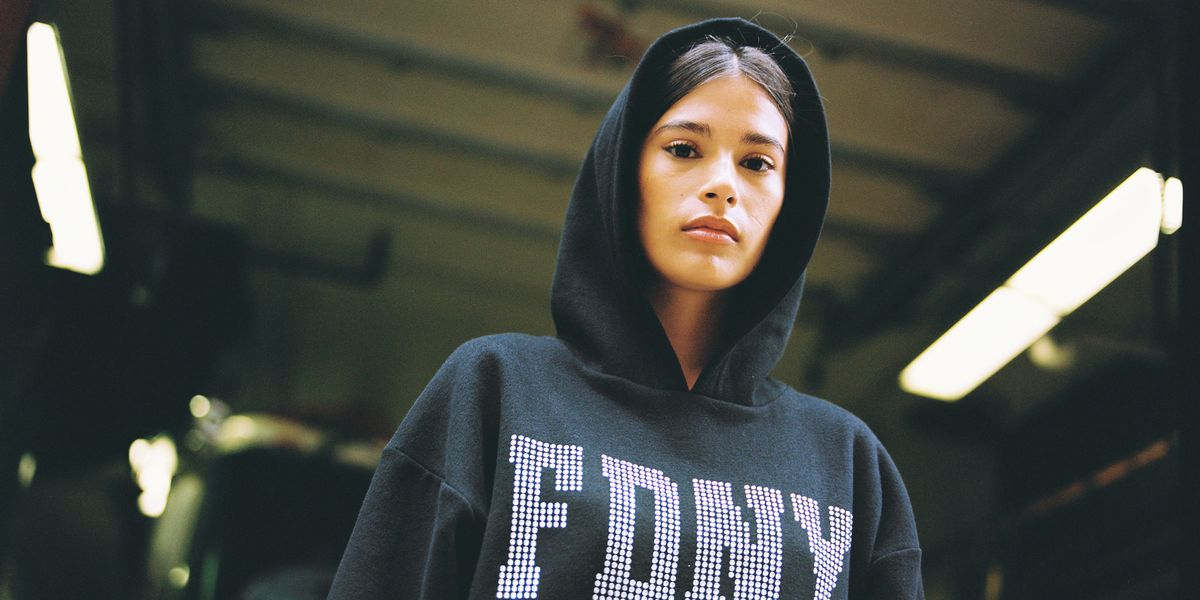 Danielle Guizio On Her Streetwear Collection With FDNY