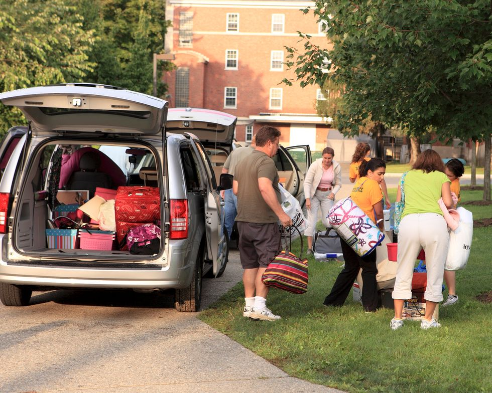 Hey There, Freshman, Welcome To College Life