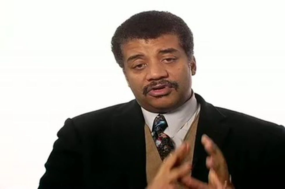 Neil deGrasse Tyson on Science and Faith - Big Think
