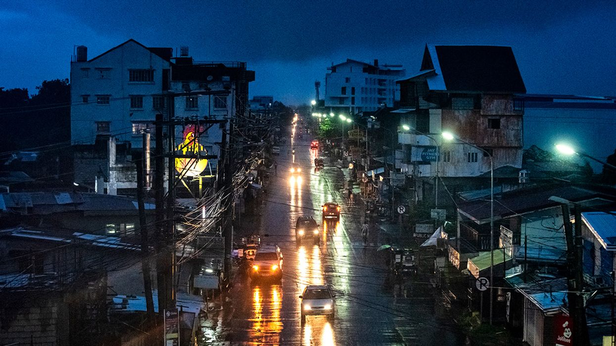 Philippines Prepares For 'Monster' Typhoon