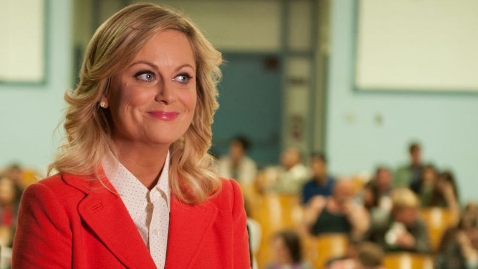 10 Introductory College Courses And How They'd Change If Taught By The Pawnee, IN 'Parks And Rec' Department