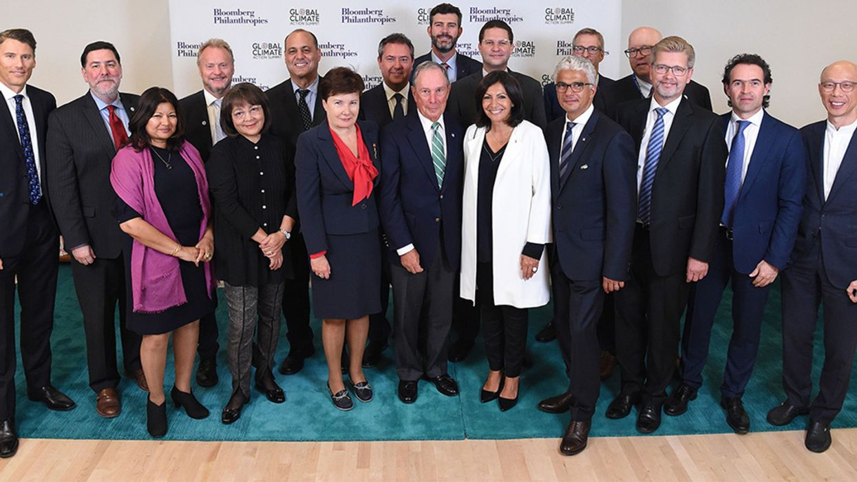 4 Groundbreaking Announcements From the Global Climate Action Summit