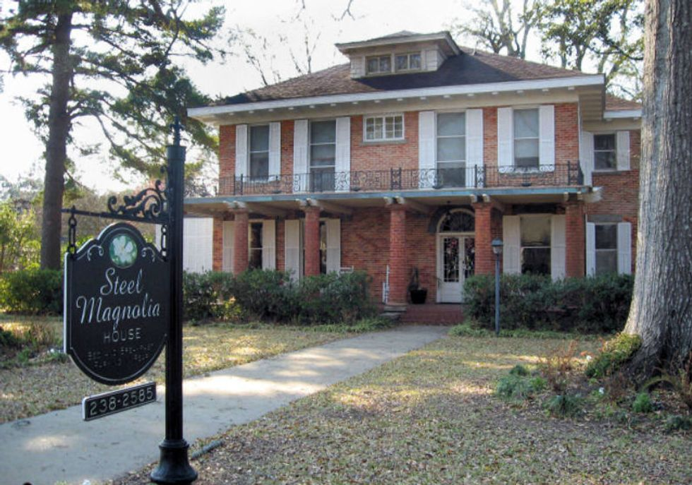 The Steel Magnolias House Is A Charming B B With Rooms Called